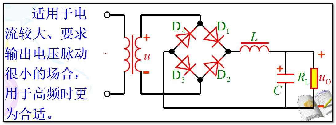 2.2 电感电容滤波器(lc滤波器)