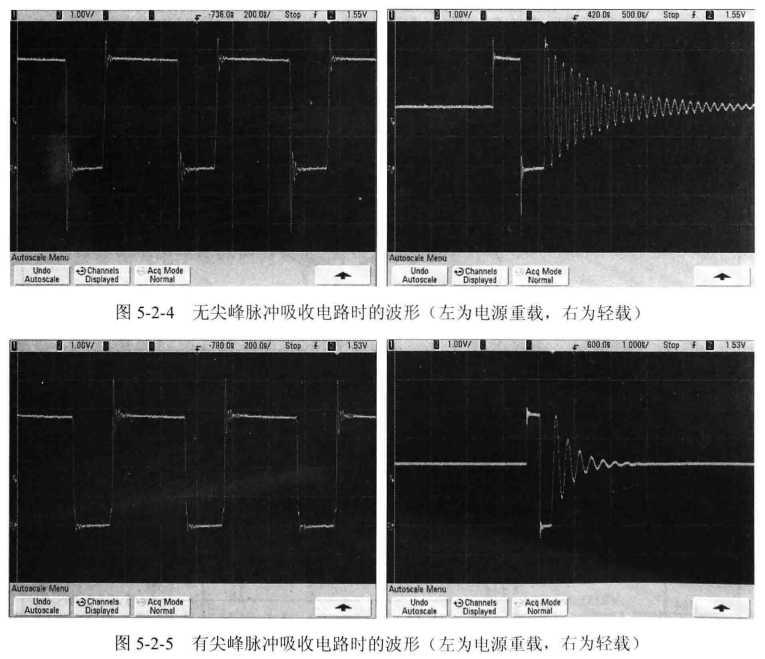 dc/dc尖峰脉冲吸收电路