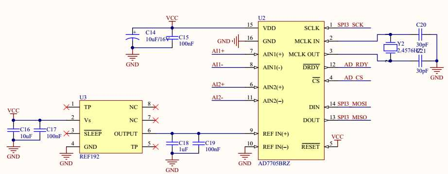 stm32l476应用开发之二:模拟量数据采集