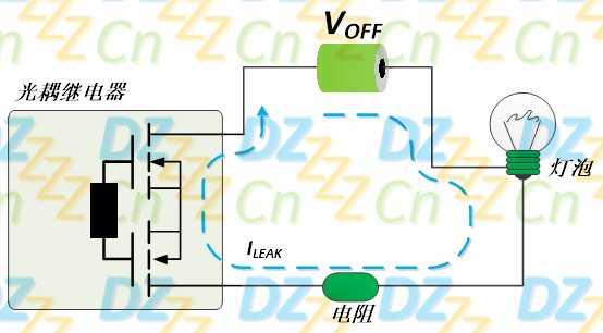 光耦继电器工作原理与参数详解