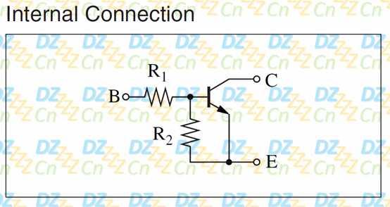 输出电压v o为三极管饱和压降(低电平),此时三极管q1相当于一个处于