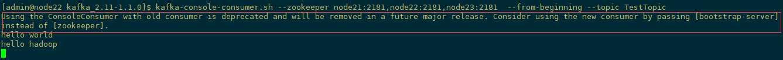 Kafka(二)CentOS7 5搭建Kafka2 11-1 1 0集群與簡單測試- IT閱讀