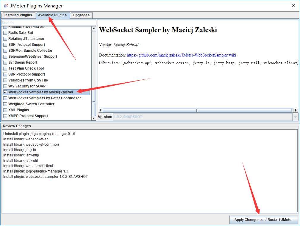 JMeter怎樣測試WebSocket - IT閱讀