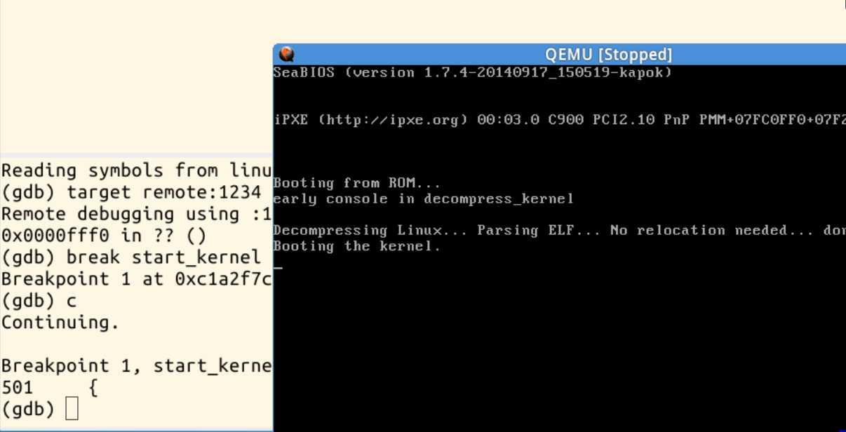 Decompressing Linux Parsing Elf Booting The Kernel
